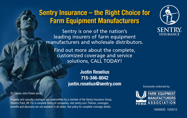 Sentry Insurance - The Right Choice for Members
