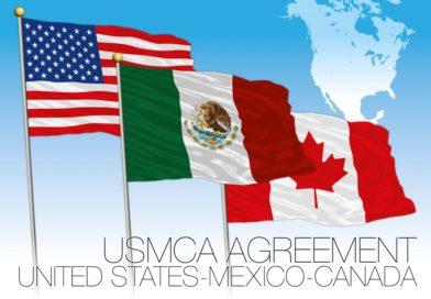 USMCA - Flag Image