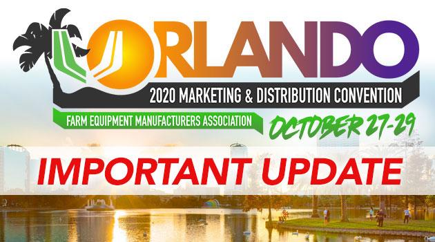 2020 Marketing & Distribution Convention Update