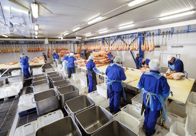 Cyberattack Closes Meat Plants